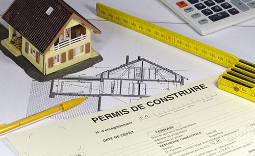 DÉMARCHES ADMINISTRATIVES DE CONSTRUCTION