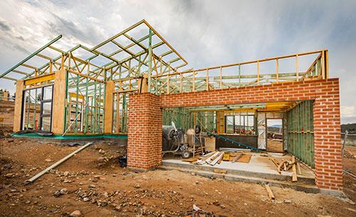 LES ÉTAPES DE LA CONSTRUCTION DE MAISON