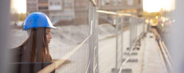 barrières de chantier